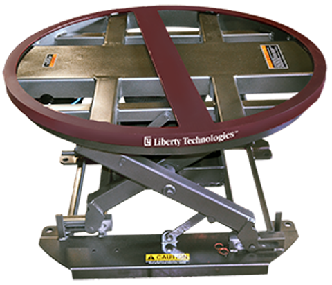 Picture of Pallet Level Loader - Capacity 400 - 4500 lbs. (LT-2775B4500A)