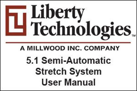 Picture of 5.1 Semi-Automatic Stretch System User Manual