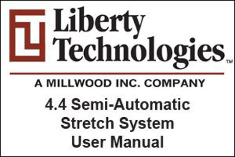 Picture of 4.4 Semi-Automatic Stretch System User Manual