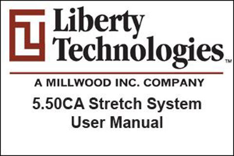 Picture of 5.50CA Stretch System User Manual
