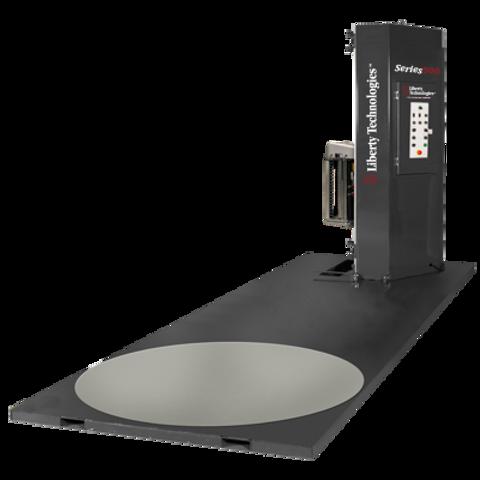Picture of Stretch Wrapper Machine - Semi-Automatic - Low Profile (LT-500-S-LP-XB)