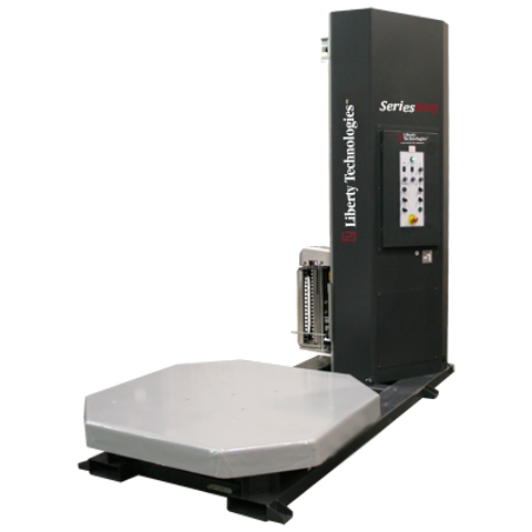 Picture of Stretch Wrapper Machine - Semi-Automatic - High Profile (LT-500-S-HP-XC)