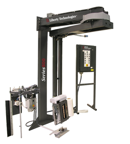 Picture of Stretch Wrapper Machine - Automatic - Overhead (LT-800-A-OH)