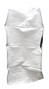 "Picture of Polypropylene Woven Bulk Bag - 39"" x 47"" x 74"""