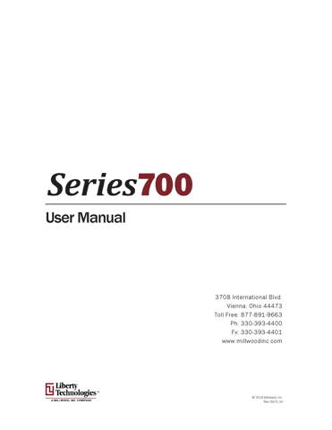 Picture of Series 700 Semi-Auto Stretch System User